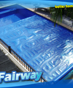 5x10M (600mu)Mega Bubble swimming pool cover - fairwaytrading